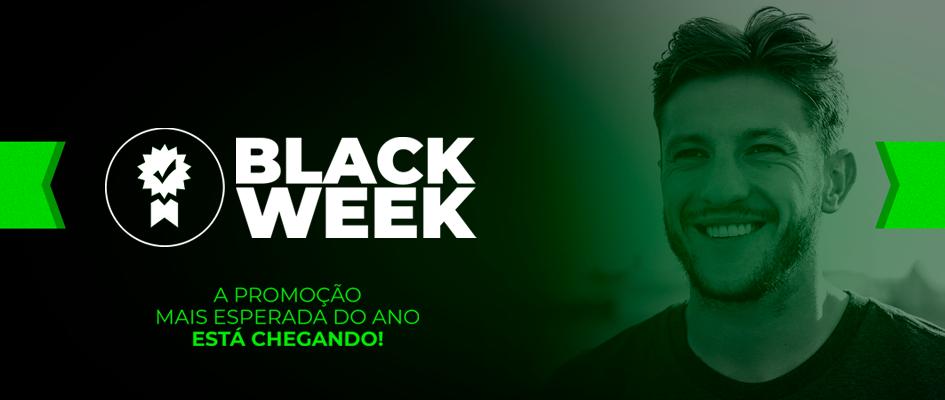 A Black Week está chegando!