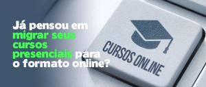Você já pensou em migrar seus cursos livres presenciais para o formato online?